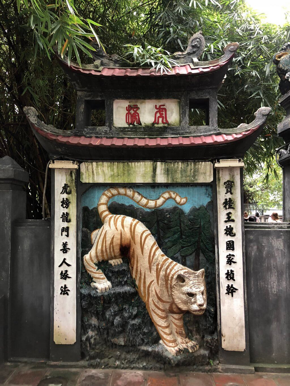 Hanoi Tipps Jadeberg Tempel