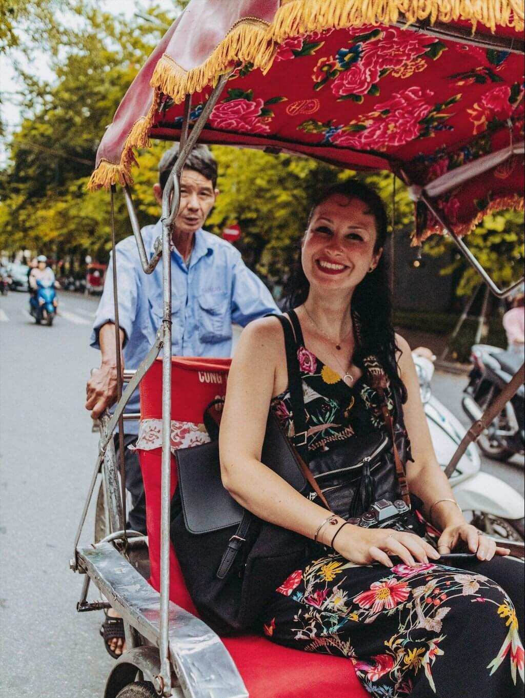 Hanoi Tipps Rikscha Tour