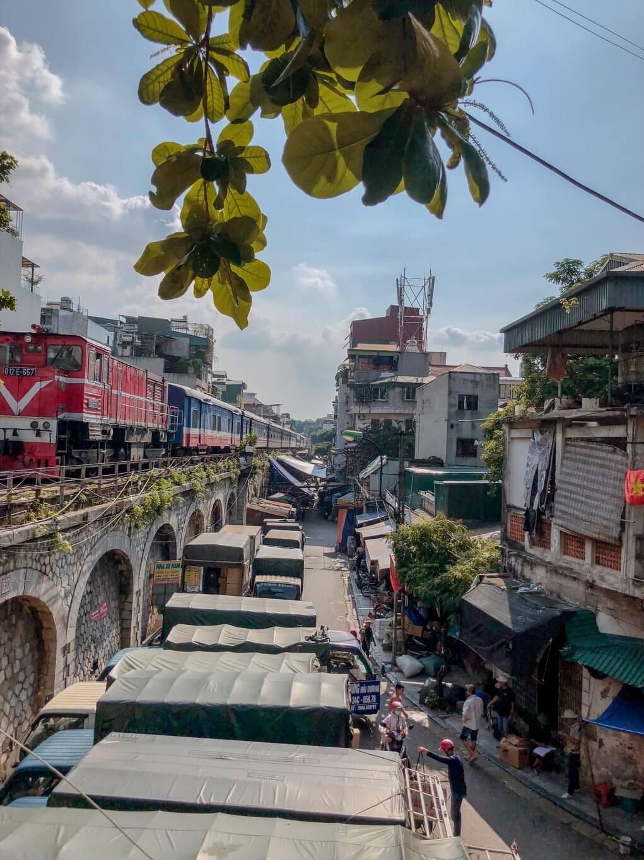 Hanoi Tipps Zuggleise