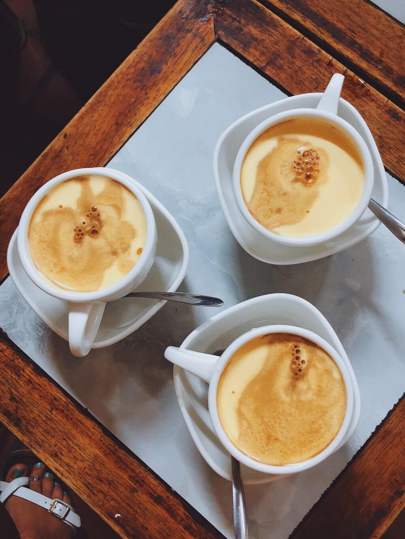 Hanoi Vietnam Egg Coffee
