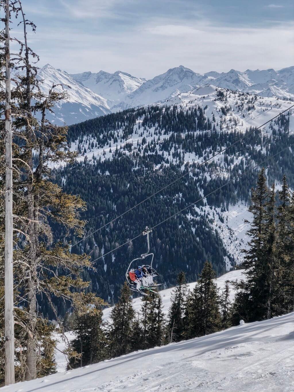 Kirchberg Tirol Skifahren