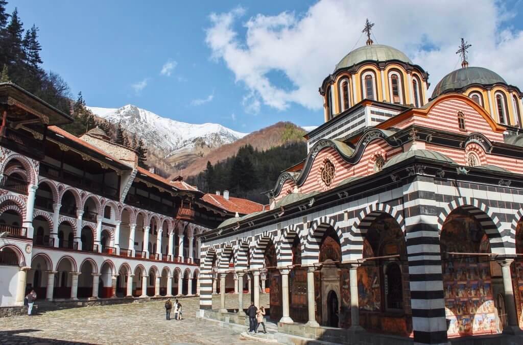 Rila Kloster Tagesausflug Sofia
