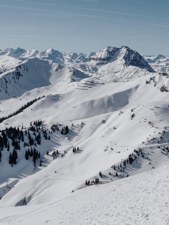 Skifahren Kitzbuehel