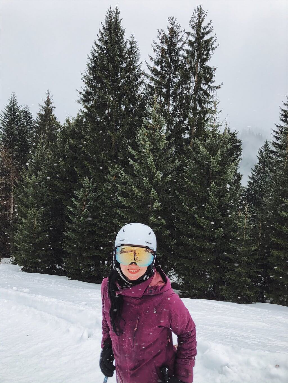Skifahren Saalbach Hinterglemm Leogang Fieberbrunn