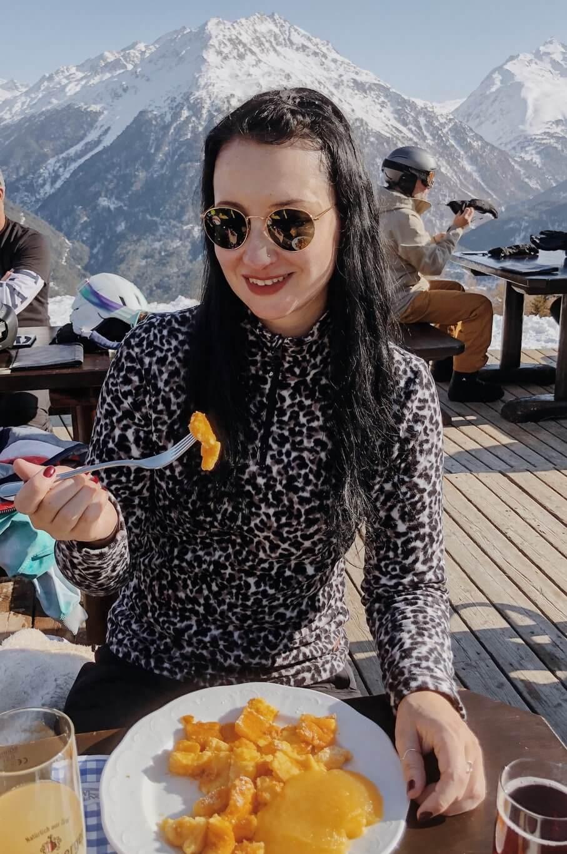 Soelden Skiurlaub Huetten Essen Tipps
