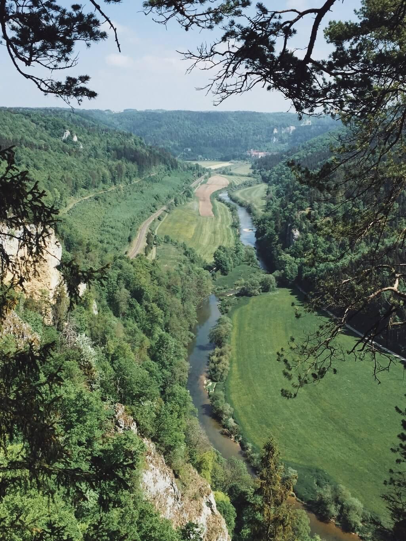 Donautal Schwaebische Alb