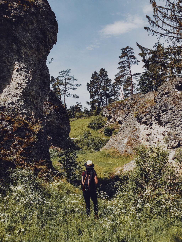Wental Felsenmeer Schwäbische Alb Sehenswürdigkeiten