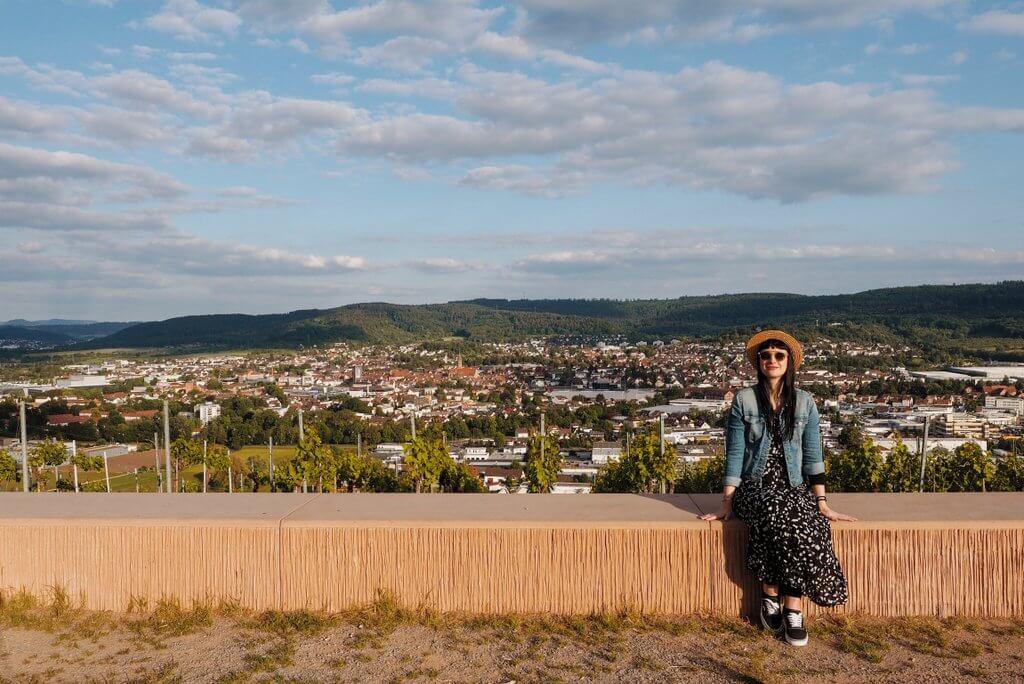 Grafenberg Schorndorf Aussichtspunkt