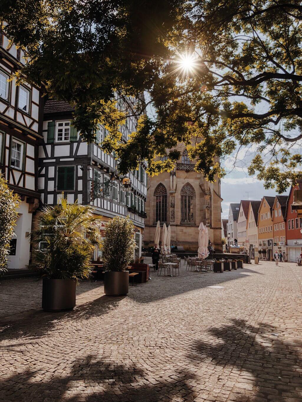 Schorndorf Altstadt