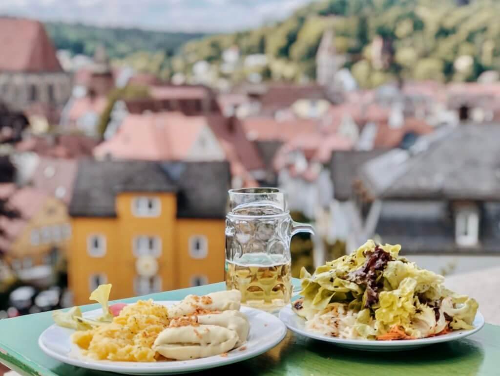 Schwäbisch Gmünd Biergarten Zeiselberg