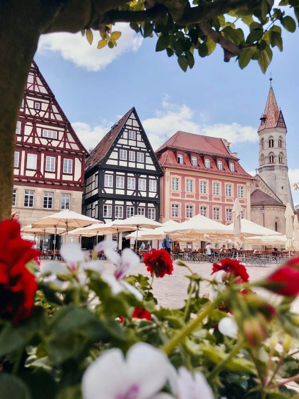 Schwäbisch Gmünd Marktplatz