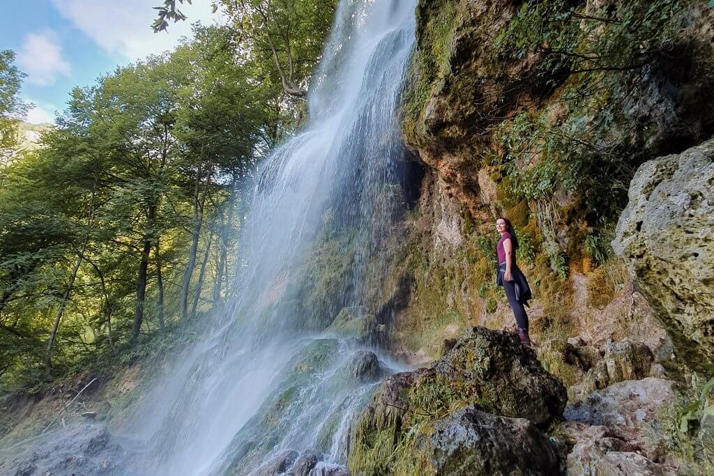 Uracher Wasserfall Ausflugstipp
