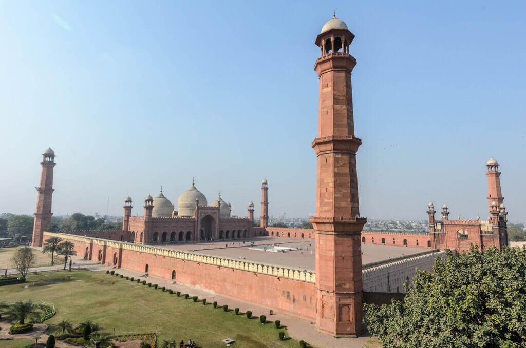 Pakistan Reise Lahore Sehenswürdigkeiten