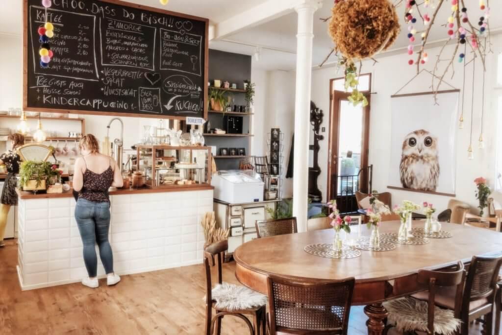 Schwarzwald Tipps Cafe Rosalie St Blasius
