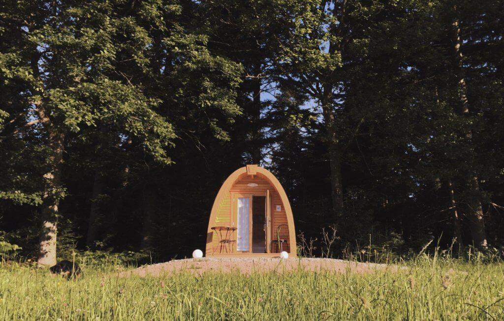 Schwarzwald übernachten im Podhaus