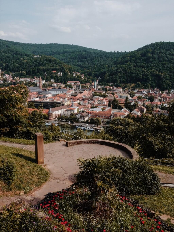 Heidelberg Insidertipp Philosophengärtchen