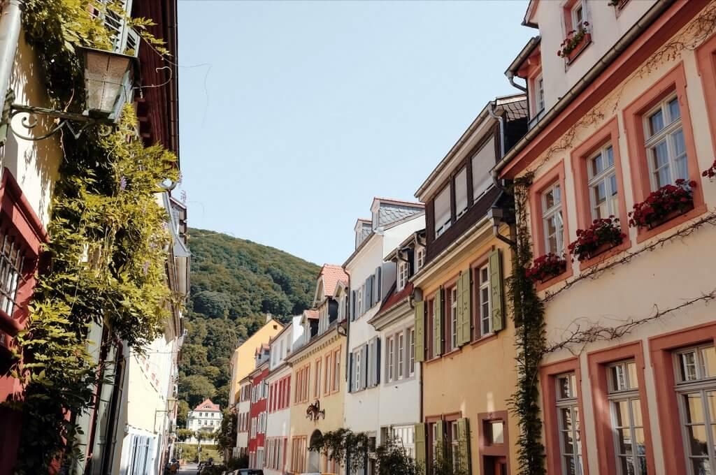 Heidelberg Sehenswürdigkeiten Altstadt