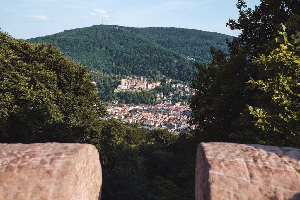 Heidelberg Sehenswürdigkeiten Stephanskloster