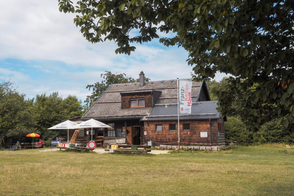 Franz-Keller-Haus Kaltes Feld Gmünd