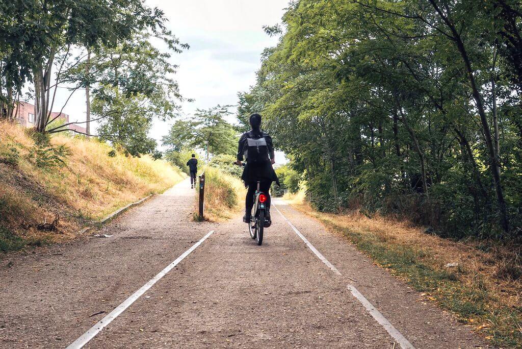 Gefuehrte Fahrradtour Leipziger Westen