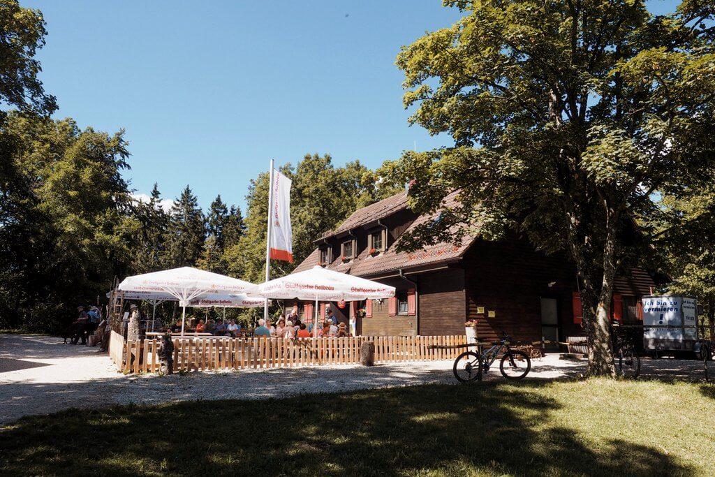Knörzerhaus Hütte Kaltes Feld