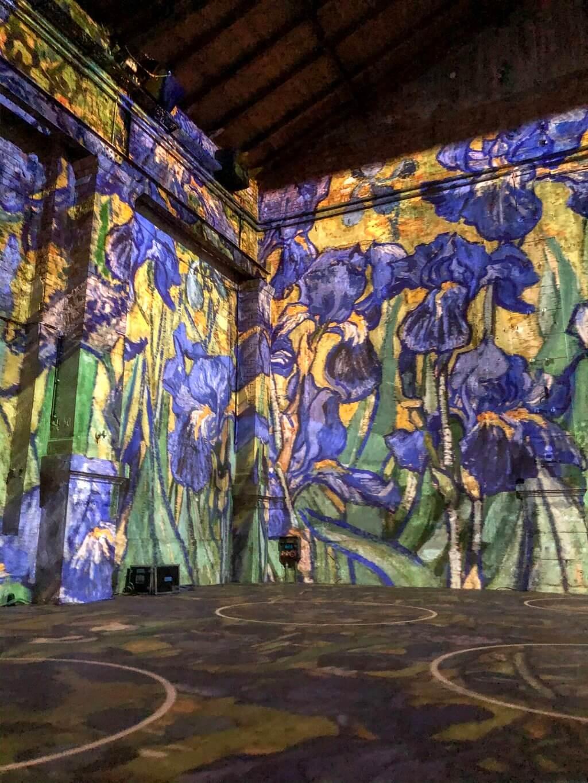 Kunstkraftwerk Leipzig Ausstellungen Lichtshow