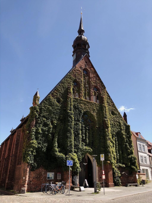 Heilgeistkirche Sehenswürdigkeiten Stralsund