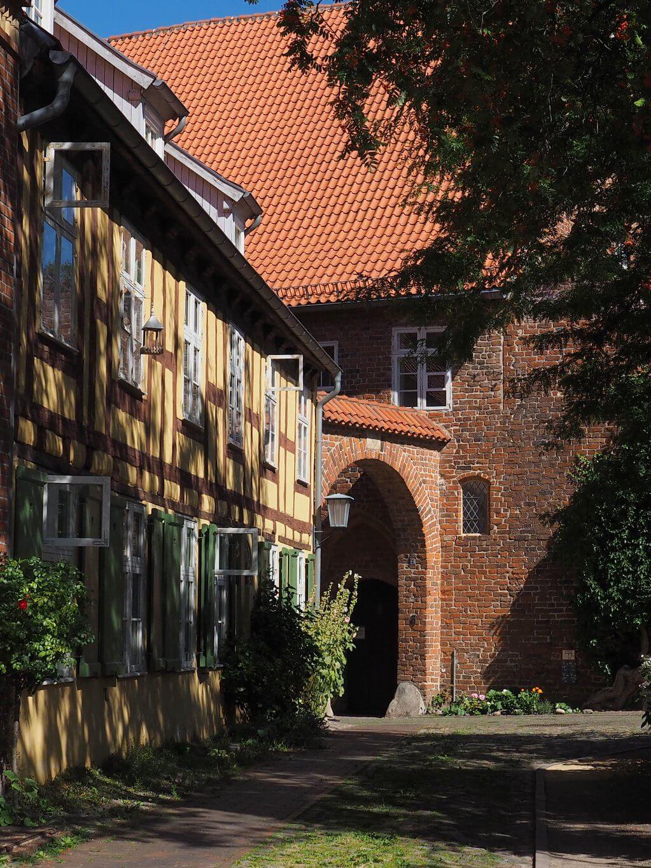 Kloster St Johannis Stralsund