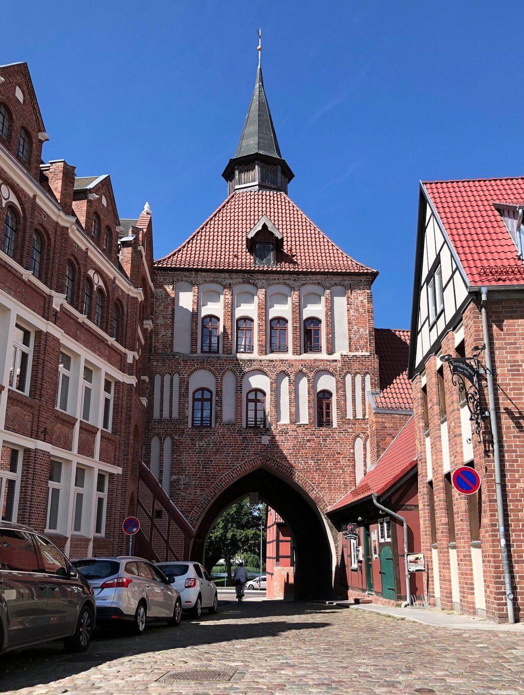 Kniepertor Stralsund