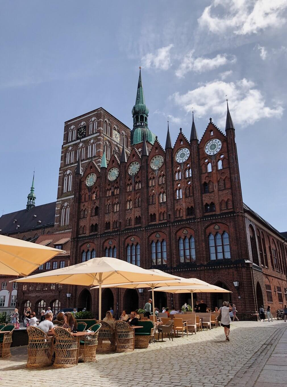 Rathaus Nikolaikirche Stralsund Sehenswürdigkeiten Tipps