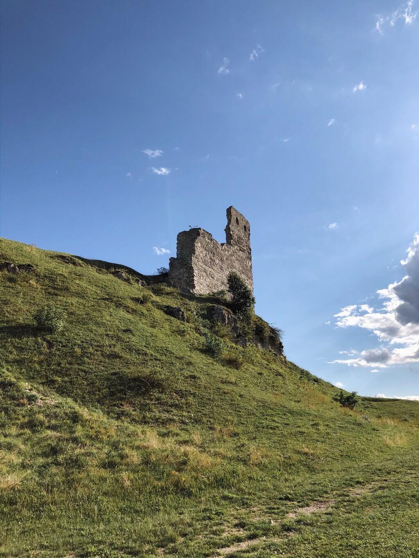 Ruine Flochberg Bopfingen