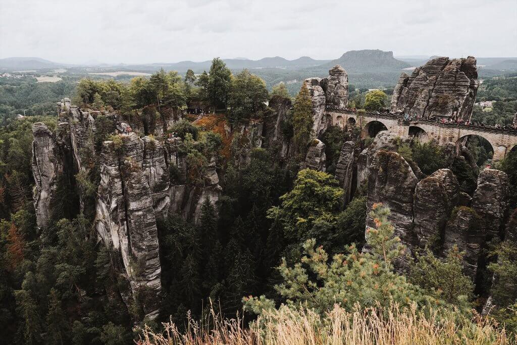 Wandern in Deutschland - Sächsische Schweiz