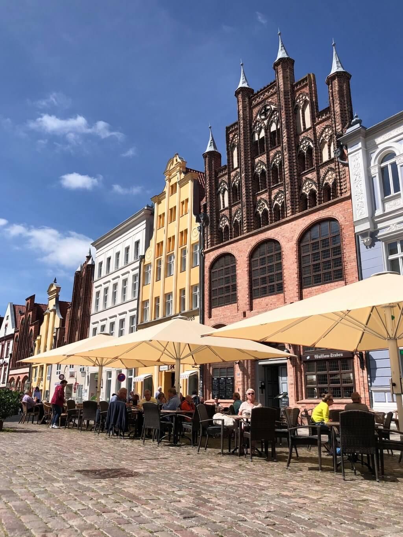 Stralsund Altstadt Alter Markt