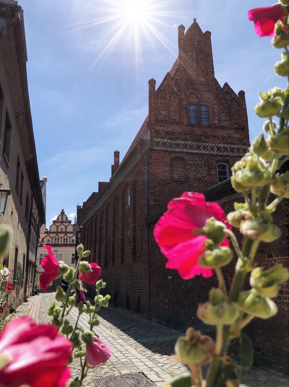 Stralsund Altstadt Backsteingotik