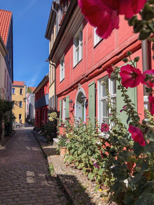 Stralsund Altstadt Gasse