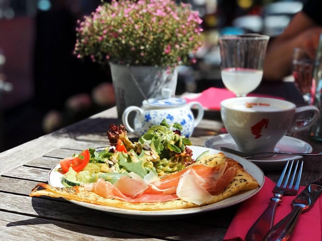 Stralsund Paula Cafe