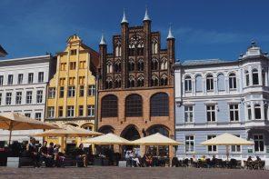 Stralsund Sehenswürdigkeiten Alter Markt