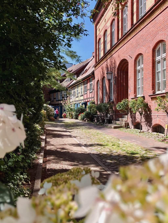 Stralsund Sehenswürdigkeiten St Johanniskloster