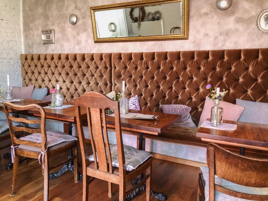 Stralsund schönste Cafes Paula Cafe