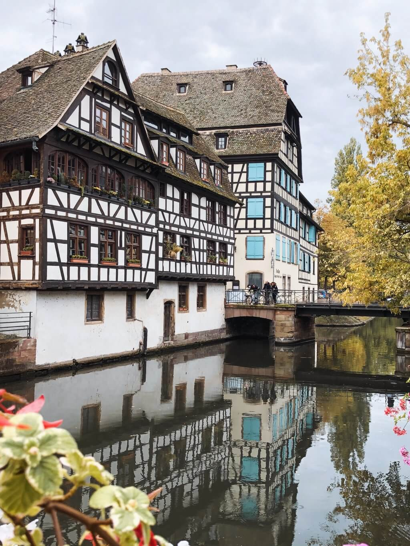 La Petite France Gerberviertel Straßburg