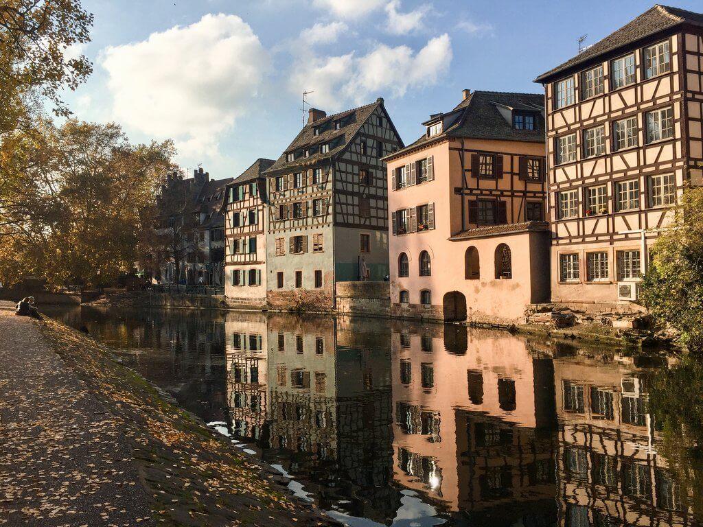La Petite France Kanal