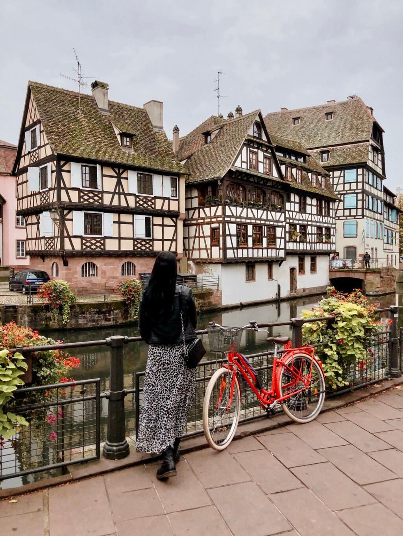 Straßburg Städtereise Elsass