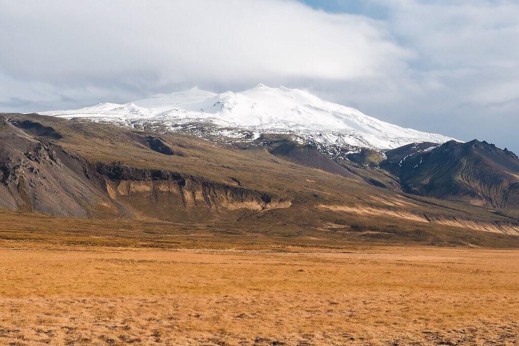 Snaefellsjokull Island