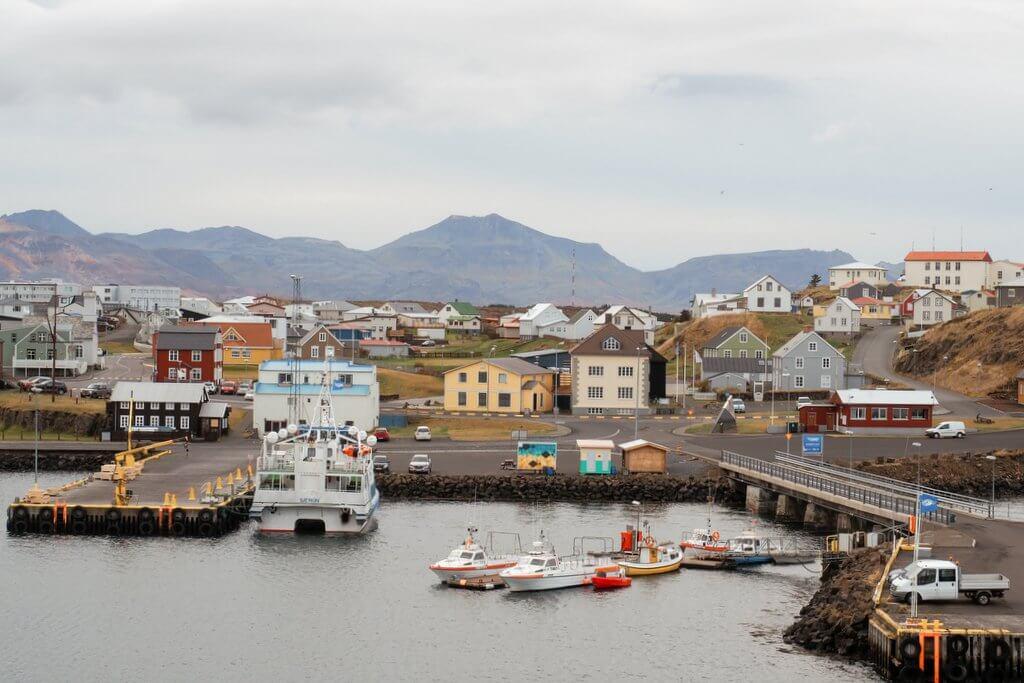 Stykkisholmur Island Snaefellsnes